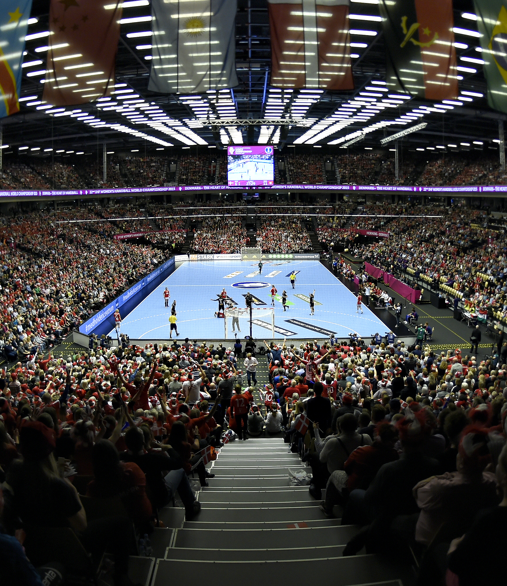 2015 Women's Handball World Championship