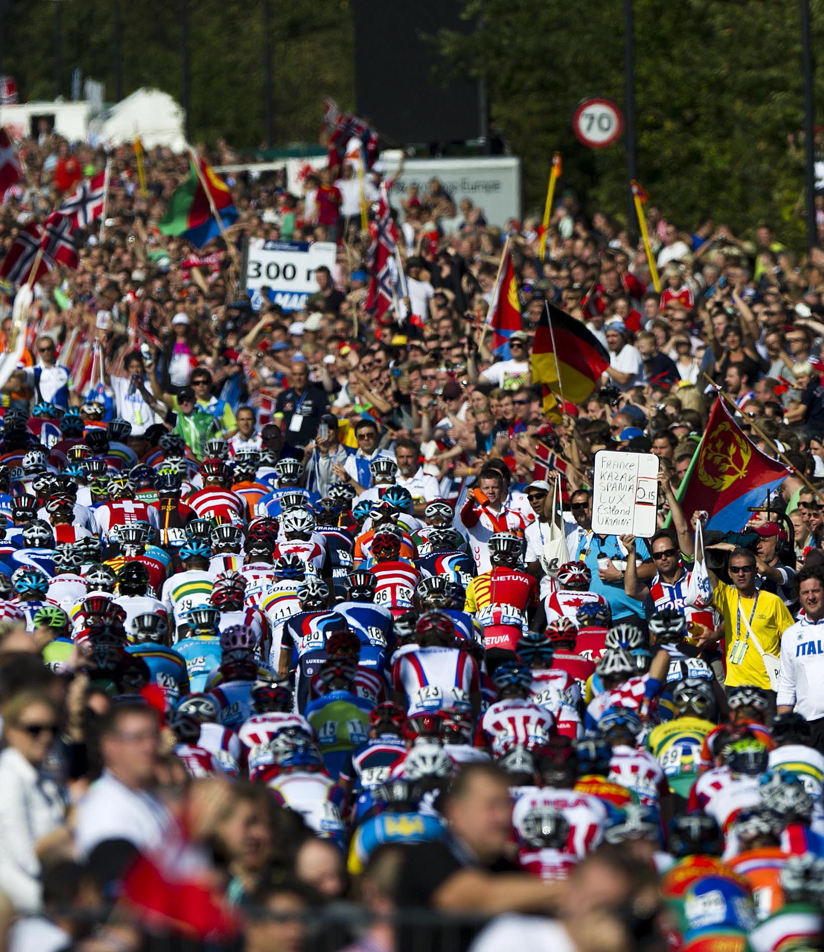 UCI Road World Championships 2011