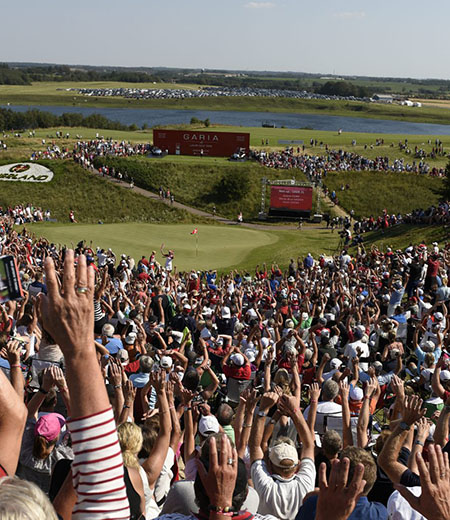 Made in Denmark - European Tour Golf