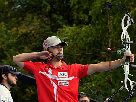 Hyundai Archery World Cup Final 2016