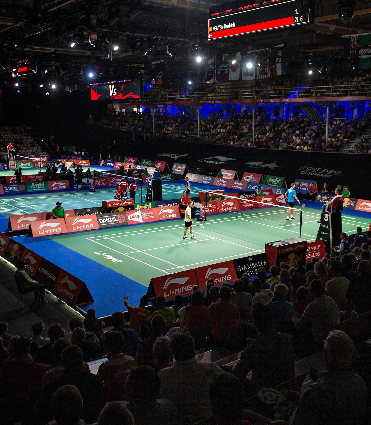 VM badminton 2014