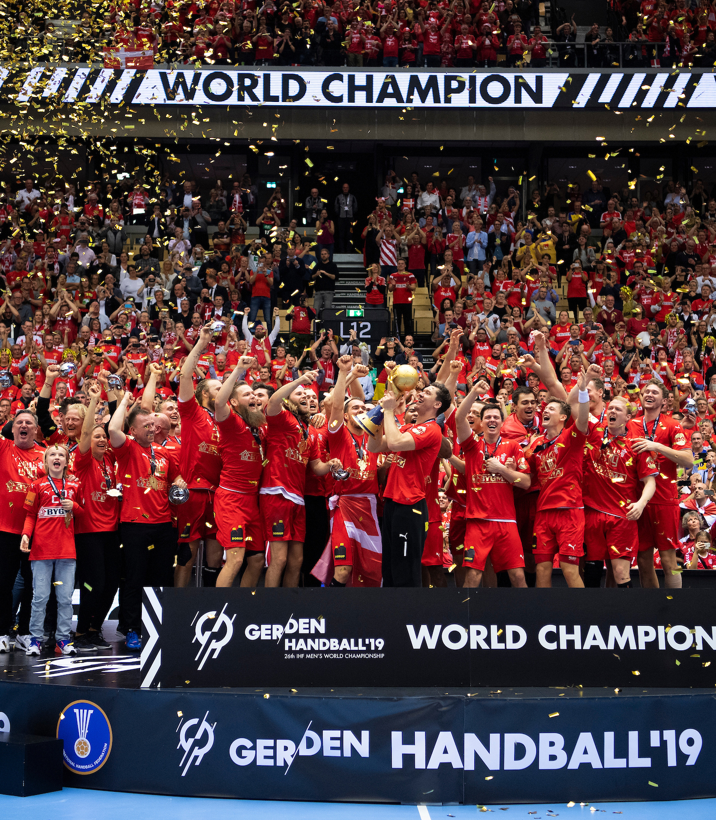 2019 Men's Handball World Championship